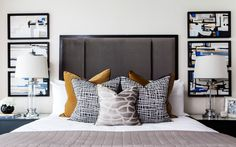 Creating the Ultimate Guest Room: How to Make Guests Feel Right at Home - http://freshome.com/ultimate-guest-room/