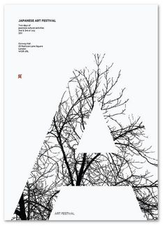{Typeface Tuesday} Tree Type /// By Design Fixation