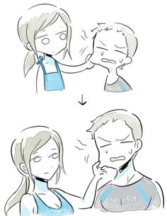 Wii Fit Trainer | Know Your Meme