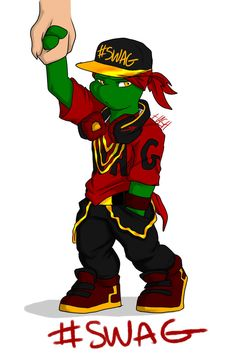 Small Swagg- Raph by Hashiree on DeviantArt