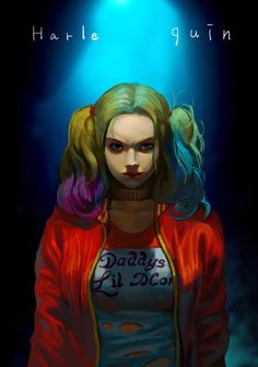 Harley Quinn by  c juk
