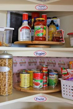 The Happy Chateau: 10 Organized Pantry Ideas for Renters