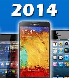Mejores celulares del 2014