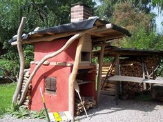 Holzbackofen-Bausatz zum selber bauen