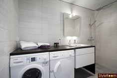 Kommod med plats för tvättmaskin? - Diskutera Inredning på StyleRoom
