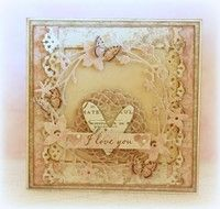 A Project by *Romy* from our Scrapbooking Cardmaking Galleries originally submitted 08/12/13 at 01:43 PM