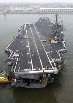 MaritimeQuest - USS Constellation CVA-64 / CV-64 Page 2