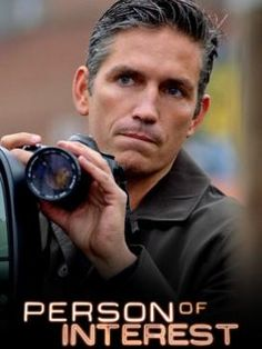 Person Of Interest (Jim Caviezel)  Yes he is!