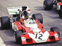 1972 GP Monaco (Andrea de Adamich) Surtess TS9B - Ford
