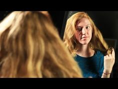 I know this, deeply. We all know this. People Try Living Without A Mirror - YouTube