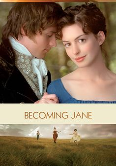 Rent Becoming Jane starring Anne Hathaway and James McAvoy on DVD and Blu-ray. Get unlimited DVD Movies & TV Shows delivered to your door with no late fees, ever. Becoming Jane, James Mcavoy, Best Period Dramas, Period Drama Movies, Jane Austen, Anne Hathaway, Best Romantic Movies, Laurence Fox, Kino Film