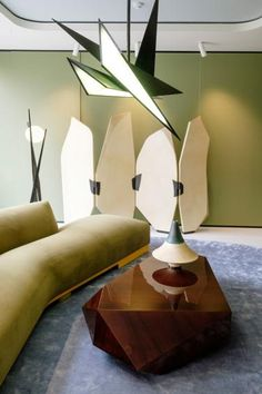 'I wanted to be open to be inspired by an emotion that comes from colour rather than a specific time period, person or theme,' explains architect and designer Achille Salvagni of his new furniture collection, currently on display at his London atelier.... Contemporary Office, Contemporary Bedroom, Contemporary Design, Contemporary Building, Contemporary Cottage, Contemporary Apartment, Contemporary Chandelier, Contemporary Landscape, Contemporary Architecture