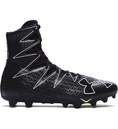 957fa5c8567 Under Armour Men s Highlight MC Football Cleats 11.5 Black-Black (eBay  Link) American