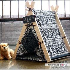 Kennel8 découdre et laver la maison de chien chien nid lit pour chien en peluche vip bichon chenil dans Maisons, niches et enclos de Maison & Jardin sur AliExpress.com   Alibaba Group