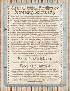 Spiritual to do list