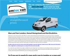 Emtee Van - Hemel Hempstead
