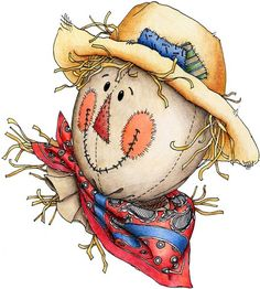 *SCARECROW's.....good Picture for kids makeup.