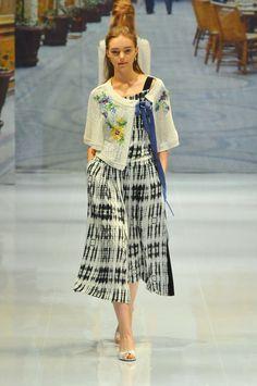 2016SS YUKI TORII INTERNATIONAL ユキ トリヰ インターナショナル | Amazon Fashion Week TOKYO