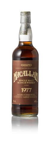 Macallan-1977 Booze Drink, Bar Drinks, Alcoholic Drinks, Cocktails, Good Whiskey, Scotch Whiskey, Bourbon Whiskey, Macallan Whisky, Whisky Club