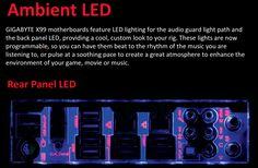 gigabyte ambient LED - Google 搜尋
