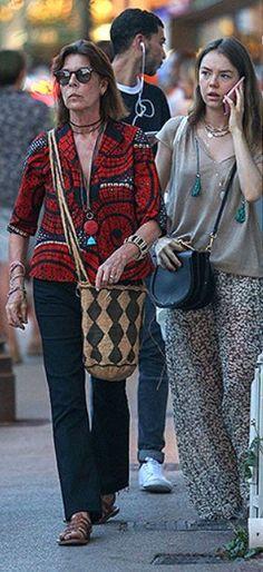 Andrea Casiraghi, Charlotte Casiraghi, Princess Stephanie, Princess Charlene, Princess Mary, Beatrice Borromeo, Grace Kelly Granddaughter, Monte Carlo, Albert Von Monaco