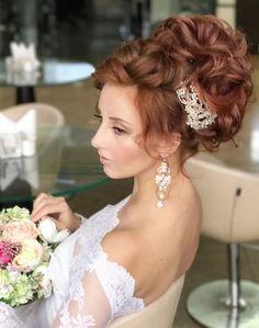 60+ Long Wedding Hairstyles from Elstile Ideas