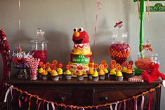 {PARTY} Sesame Street :: Elmo | Life & Baby | Fun, fabulous & functional things for life and baby