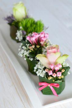 Flower Arrangement Designs, Flower Arrangements Simple, Flower Designs, Flower Box Gift, Flower Boxes, Flower Garlands, Flower Decorations, Funeral Floral Arrangements, Deco Floral