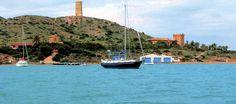 Baron Island is located in #MarMenor. #Murcia #Spain