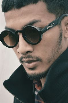 Milla eyewear @milla_avenue from Yogyakarta, Indonesia. Fashion stuff. Glasses. Sunnies.