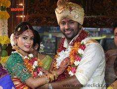 #Shanthnu & #Keerthi Wedding Function Stills here.. http://movieclickz.com/photos/shanthnu-keerthi-wedding-function-stills/