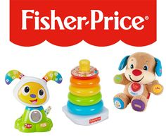 It's a very Merry Christmas this year, as Fisher-Price brings you fun-filled toys for your little ones where they can learn as they play!