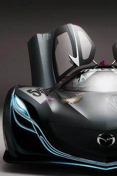 Mazda Furai Concept '01.2008 (#FTA)