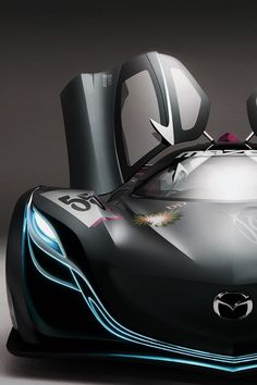Full Throttle Auto-mazda concept