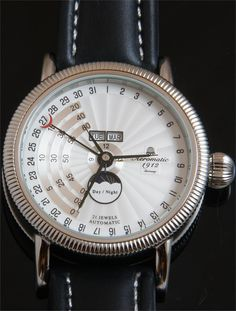 Aeromatic A281 Watch - The Coolest Watches from Watchismo.com