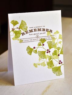 Simply Stamped: Papertrey Ink - August Release Projects
