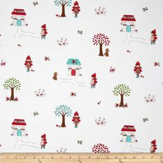 Riley Blake Little Red Riding Hood Little Main Red Fabric By The YD by Christensen Wholesale, http://www.amazon.com/dp/B00CHS56IE/ref=cm_sw_r_pi_dp_LtLrsb0SZZADX