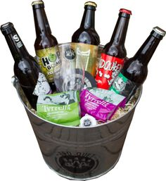 Father's day beer gifts  The original Beer bouquet - the perfect beer gift hamper  #craftbeer #realale #beergifts