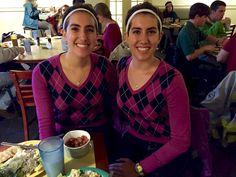 "Meet ""The Baylor Twins"": Alexandra and Nicole"