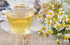 Chá de camomila para desintoxicar o fígado