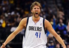 Dirk Nowitzki: the best international NBA player of all-time.