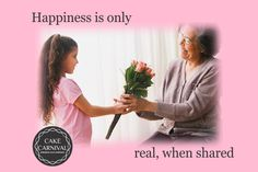 Share your #happiness with your loved ones! #sendflowers #sendgifts #sendcakes #vadodara #cakeshop