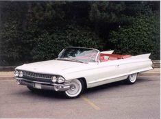 1961 cadillac convertible - Google Search