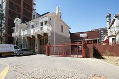 Hill Brow period fire station, Johannesburg Johannesburg Africa, Brow, Period, Fire, Mansions, House Styles, Home Decor, Eyebrow, Decoration Home