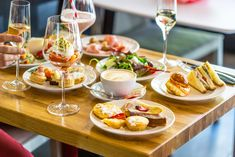 Breakfast Cafe, Breakfast Buffet, Champagne Breakfast, Wine Tasting Experience, Catering Food, Chinese Restaurant, Food Safety, Gourmet Recipes, Meals