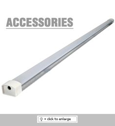 """EUD (21-24) LED Undercabinet Lightbar Accessories  Models:  1st Picture-Desktop Driver Linking Cable  EUDC21-12"""" Desktop driver linking cable  EUDC22-24"""" Desktop driver linking cable  EUDC23-36"""" Desktop driver linking cable Regular price: $3.25 Sale price: $1.75"""