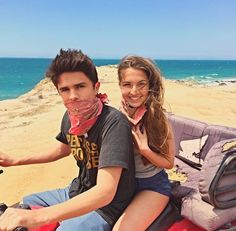 Brent and Lexi ✌️✌️✌️✌️💕 Rivera Family, Siblings Goals, Carter Reynolds, Brent Rivera, Emo Guys, Taylor Caniff, Youtube Stars, Cameron Dallas, Big Sean