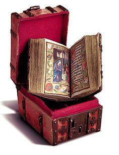 Libro de horas de Mencía de Mendoza