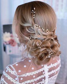 Wedding Hairstyles Tutorial, Wedding Hairstyles For Long Hair, Bride Hairstyles, Wedding Updo, Wedding Bride, Bride Look, Braided Updo, Hair Hacks, Updos