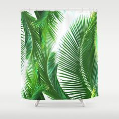 ARECALES II Shower Curtain